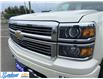 2015 Chevrolet Silverado 1500 High Country (Stk: M393A) in Thunder Bay - Image 15 of 21