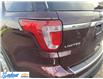 2018 Ford Explorer Limited (Stk: M356A) in Thunder Bay - Image 16 of 19