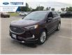 2021 Ford Edge Titanium (Stk: MBA36639) in Wallaceburg - Image 9 of 17