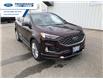 2021 Ford Edge Titanium (Stk: MBA36639) in Wallaceburg - Image 1 of 17