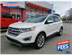 2018 Ford Edge Titanium (Stk: JBC03541) in Sarnia - Image 1 of 24