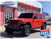 2018 Jeep Wrangler Unlimited Rubicon (Stk: JW148954T) in Sarnia - Image 2 of 24