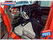 2018 Jeep Wrangler Unlimited Rubicon (Stk: JW148954T) in Sarnia - Image 14 of 24