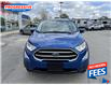 2018 Ford EcoSport SE (Stk: JC211309) in Sarnia - Image 2 of 27