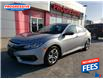 2018 Honda Civic LX (Stk: JH029864) in Sarnia - Image 1 of 20