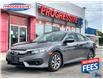 2018 Honda Civic EX (Stk: JH004353) in Sarnia - Image 1 of 15