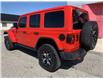 2018 Jeep Wrangler Unlimited Rubicon (Stk: JW148954T) in Sarnia - Image 7 of 24