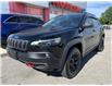 2020 Jeep Cherokee Trailhawk (Stk: LD500162) in Sarnia - Image 2 of 26
