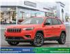 2021 Jeep Cherokee North (Stk: 21086) in Brampton - Image 1 of 30