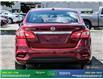 2018 Nissan Sentra 1.8 S (Stk: 14080) in Brampton - Image 6 of 30