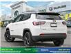 2021 Jeep Compass Altitude (Stk: ) in Brampton - Image 4 of 22