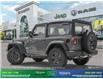 2021 Jeep Wrangler Sport (Stk: ) in Brampton - Image 4 of 23