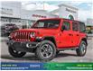 2021 Jeep Wrangler Unlimited Sahara (Stk: ) in Brampton - Image 1 of 23