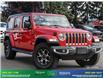 2018 Jeep Wrangler Unlimited Sahara (Stk: 21517B) in Brampton - Image 9 of 30