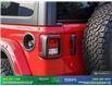 2018 Jeep Wrangler Unlimited Sahara (Stk: 21517B) in Brampton - Image 16 of 30