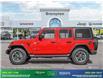 2021 Jeep Wrangler Unlimited Sahara (Stk: ) in Brampton - Image 3 of 23