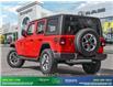 2021 Jeep Wrangler Unlimited Sahara (Stk: ) in Brampton - Image 4 of 23