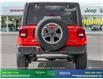 2021 Jeep Wrangler Unlimited Sahara (Stk: ) in Brampton - Image 5 of 23