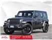 2020 Jeep Wrangler Unlimited Sport (Stk: 60801) in Essex-Windsor - Image 1 of 26