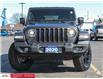 2020 Jeep Wrangler Unlimited Sport (Stk: 60801) in Essex-Windsor - Image 2 of 26