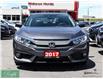 2017 Honda Civic EX (Stk: P14878) in North York - Image 7 of 27