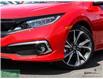 2020 Honda Civic Touring (Stk: P15130) in North York - Image 8 of 30