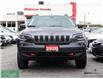 2020 Jeep Cherokee Trailhawk (Stk: P15269) in North York - Image 7 of 27