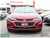 2017 Chevrolet Cruze LT Auto (Stk: 2211353A) in North York - Image 7 of 30