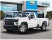 2021 Chevrolet Silverado 2500HD Work Truck (Stk: 21542) in Vernon - Image 1 of 20