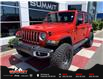 2020 Jeep Wrangler Unlimited Sahara (Stk: S21051A) in Fredericton - Image 1 of 23