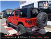 2020 Jeep Wrangler Unlimited Sahara (Stk: S21051A) in Fredericton - Image 5 of 23