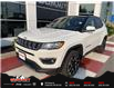 2017 Jeep Compass Limited (Stk: S21064A) in Fredericton - Image 1 of 20