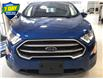 2020 Ford EcoSport SE (Stk: 90700) in Wawa - Image 2 of 8