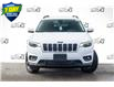 2021 Jeep Cherokee Altitude (Stk: 34454) in Barrie - Image 2 of 28