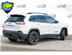 2021 Jeep Cherokee Altitude (Stk: 34454) in Barrie - Image 5 of 28