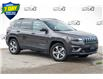 2021 Jeep Cherokee Limited (Stk: 34479) in Barrie - Image 1 of 29