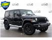 2021 Jeep Wrangler Unlimited Sahara (Stk: 34482) in Barrie - Image 1 of 27