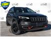2021 Jeep Cherokee Trailhawk (Stk: 34691) in Barrie - Image 1 of 26