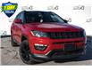 2021 Jeep Compass Altitude (Stk: 34705) in Barrie - Image 1 of 24