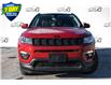 2021 Jeep Compass Altitude (Stk: 34705) in Barrie - Image 2 of 24