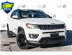 2021 Jeep Compass Altitude (Stk: 34706) in Barrie - Image 1 of 26