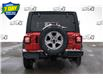 2021 Jeep Wrangler Unlimited Sport (Stk: 34790) in Barrie - Image 5 of 22