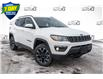 2021 Jeep Compass Sport (Stk: 34787) in Barrie - Image 1 of 20