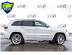 2021 Jeep Grand Cherokee Overland (Stk: 34881) in Barrie - Image 3 of 25
