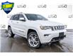 2021 Jeep Grand Cherokee Overland (Stk: 34881) in Barrie - Image 1 of 25