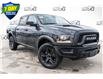 2021 RAM 1500 Classic SLT (Stk: 34827) in Barrie - Image 1 of 24