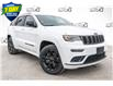 2021 Jeep Grand Cherokee Limited (Stk: 34957) in Barrie - Image 1 of 26