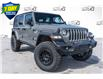 2021 Jeep Wrangler Unlimited Sport (Stk: 34269) in Barrie - Image 1 of 21