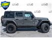 2021 Jeep Wrangler Unlimited Sport (Stk: 34269) in Barrie - Image 3 of 21
