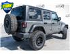 2021 Jeep Wrangler Unlimited Sport (Stk: 34269) in Barrie - Image 4 of 21